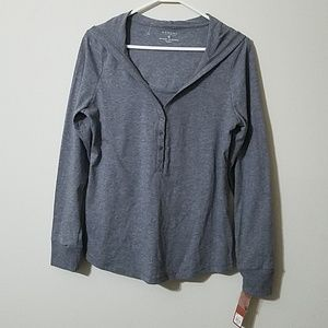 BRAND NEW LADIES HOODED SWEATER BY SONOMA